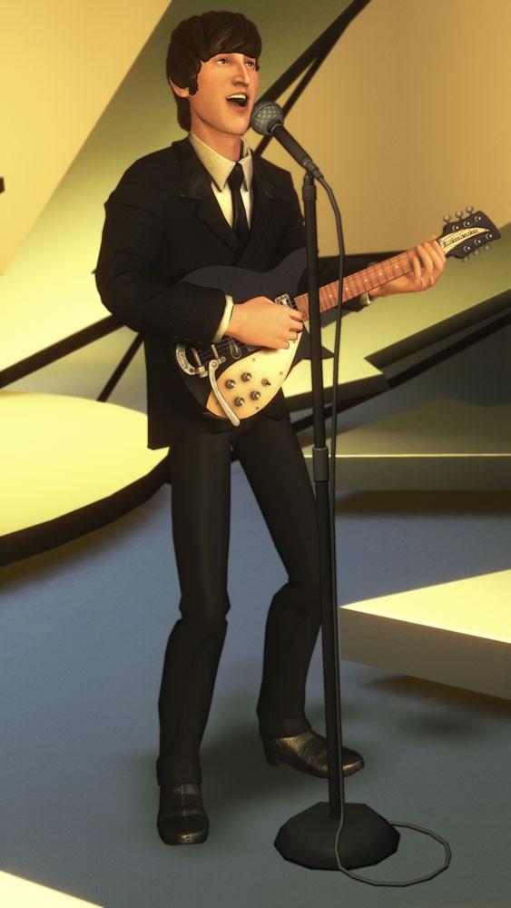 The Beatles: Rock Band - Screenshots E3 09