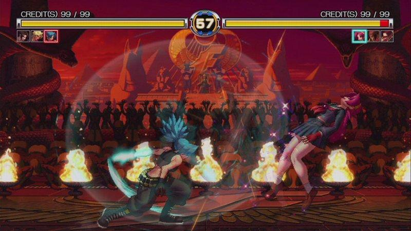 The King of Fighters XII - Screenshot
