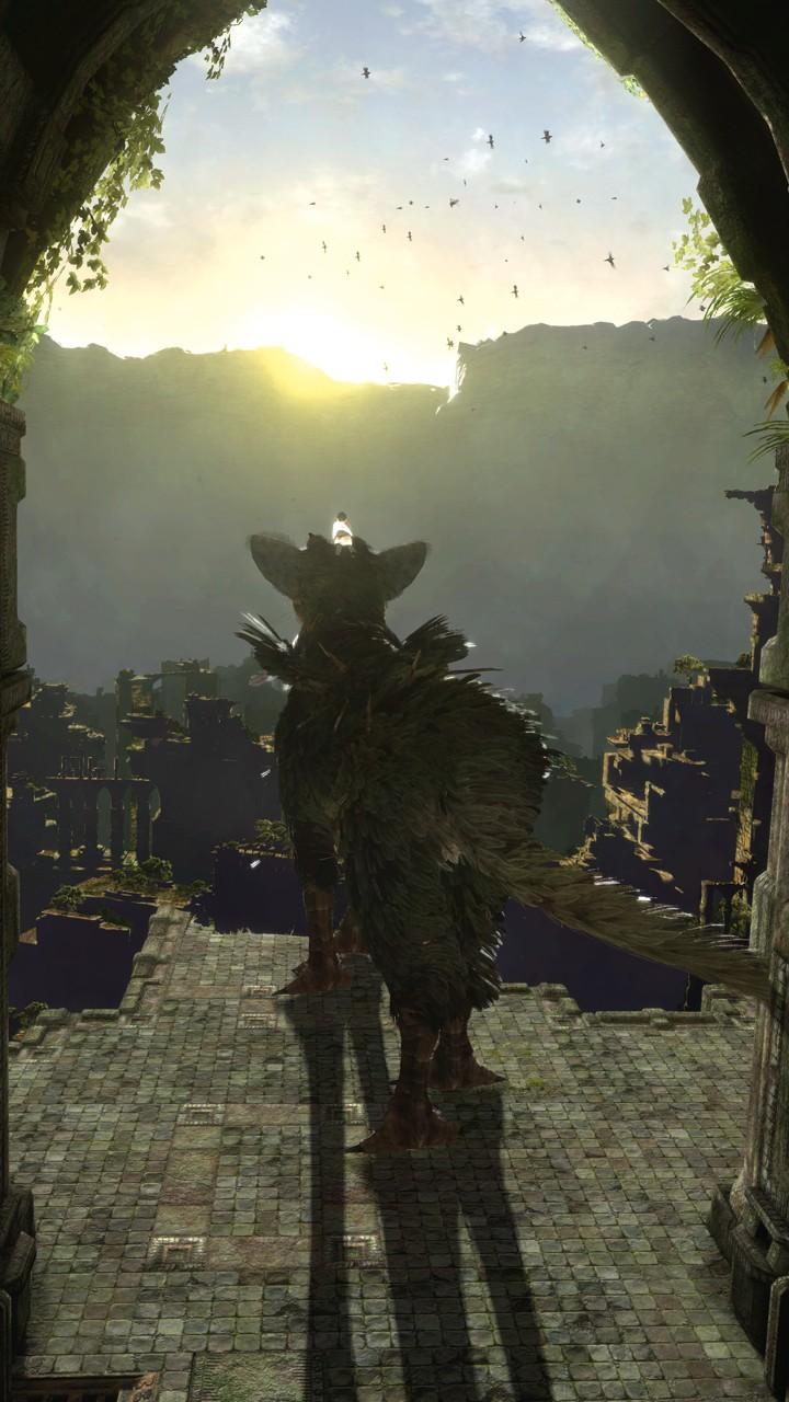The Last Guardian - Screen