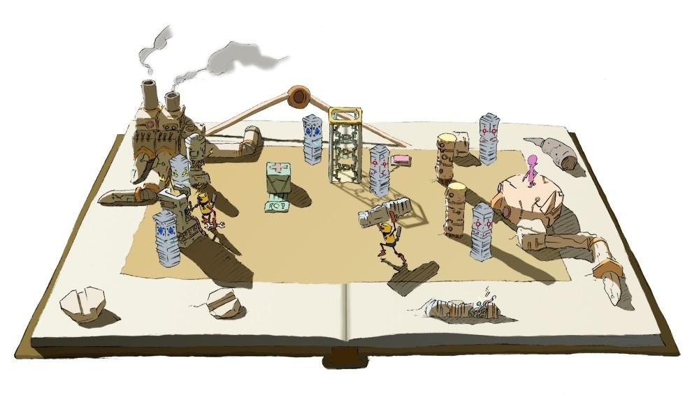 The Magic Obelisk - Primi Screenshots