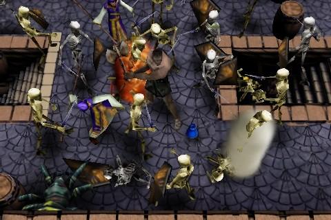 The Relic - Screenshot