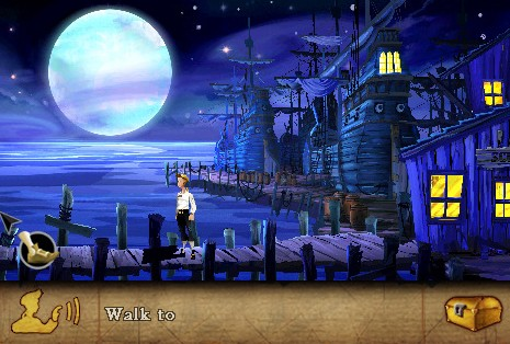 The Secret of Monkey Island: Special Edition - Immagini iPhone