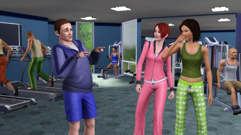 The Sims 3 - Screenshot
