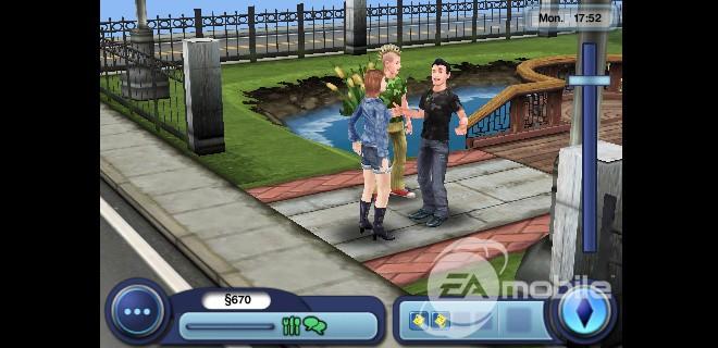 The Sims 3 - iPhone screenshots