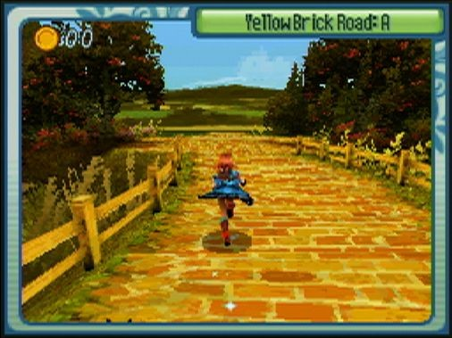 The Wizard of Oz: Beyond the Yellow Brick Road - Ingame