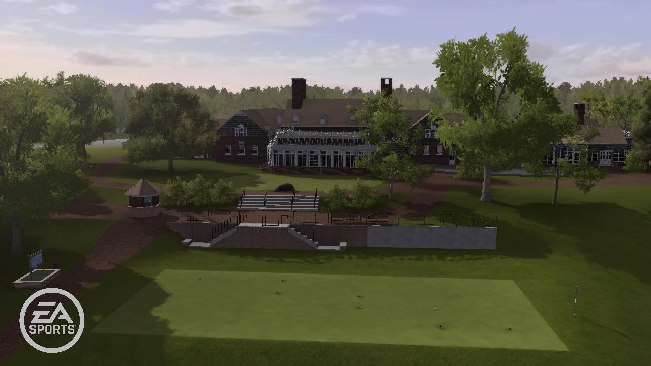 Tiger Woods PGA Tour 10 - Campi di gioco
