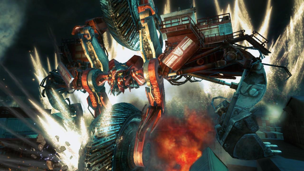 Transformers: La Vendetta del Caduto - Duelli metallici