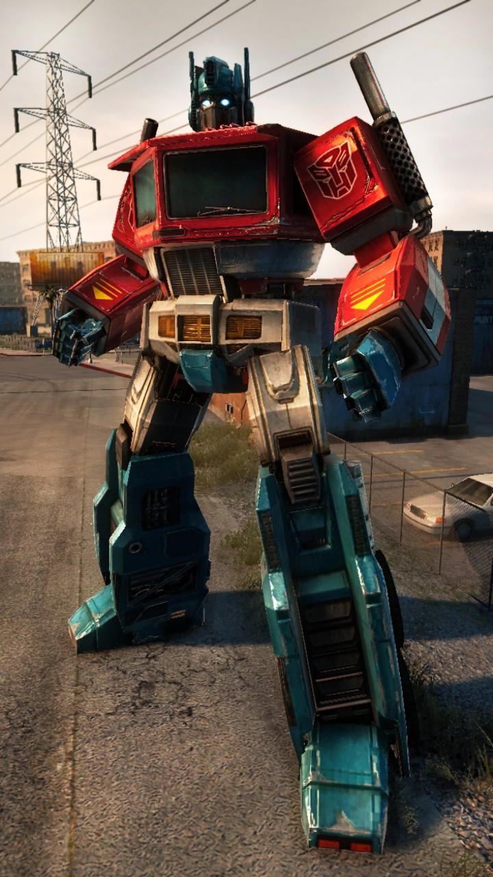 Transformers: La Vendetta del Caduto - G1 Optimus Prime e Soundwave
