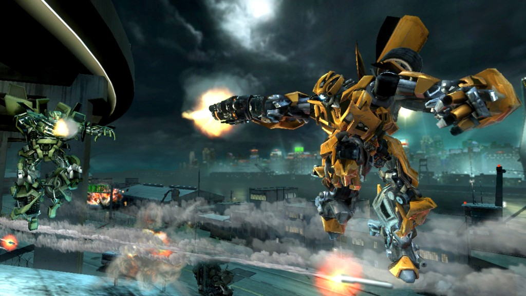 Transformers: La Vendetta del Caduto - Gameplay