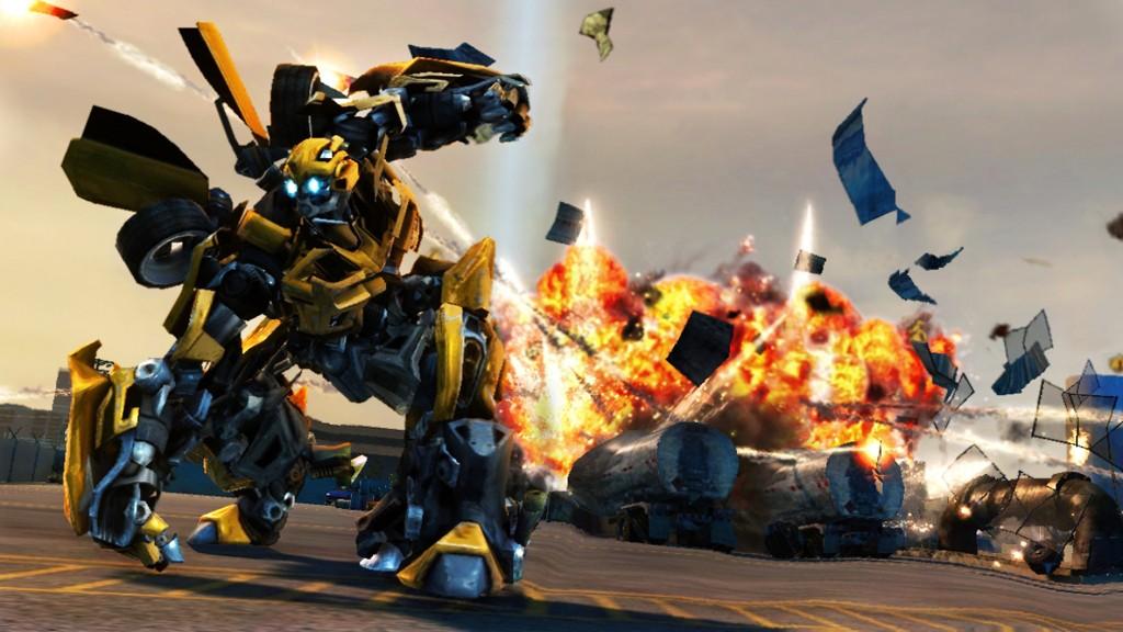 Transformers: La Vendetta del Caduto - Protagonisti