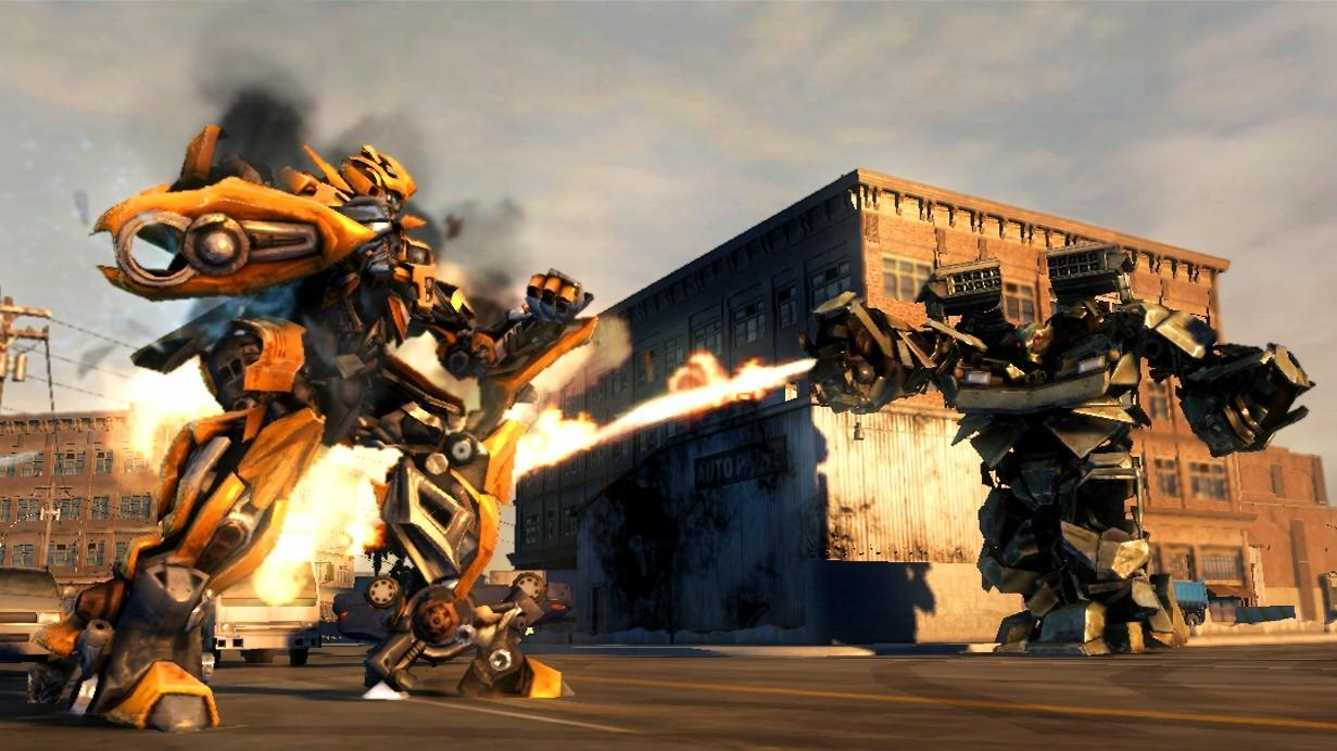 Transformers: Revenge of the Fallen - Screenshot