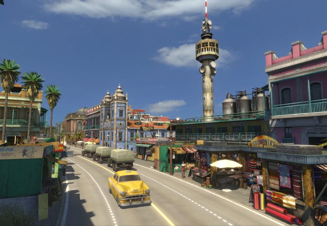 Tropico 3 - Ambientazioni
