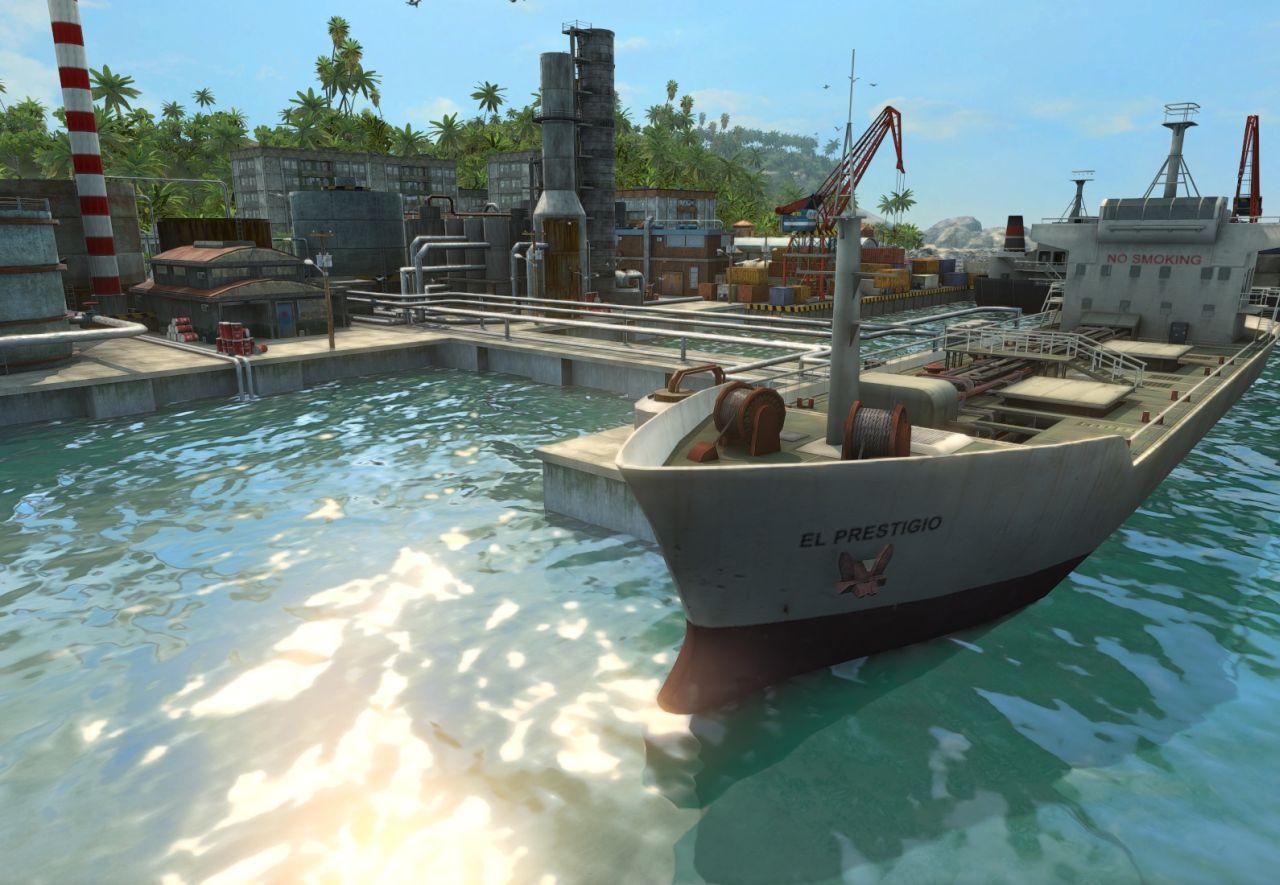 Tropico 3 - Ambienti