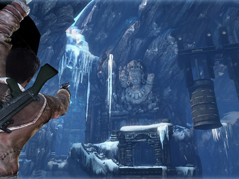 Uncharted 2: Among Thieves - Fra le nevi ancestrali