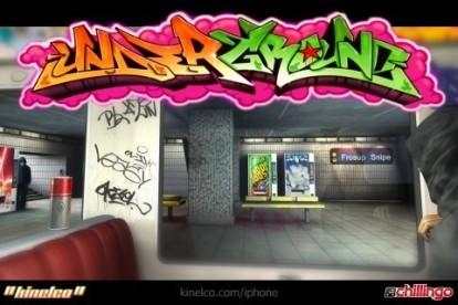Underground - Screenshot