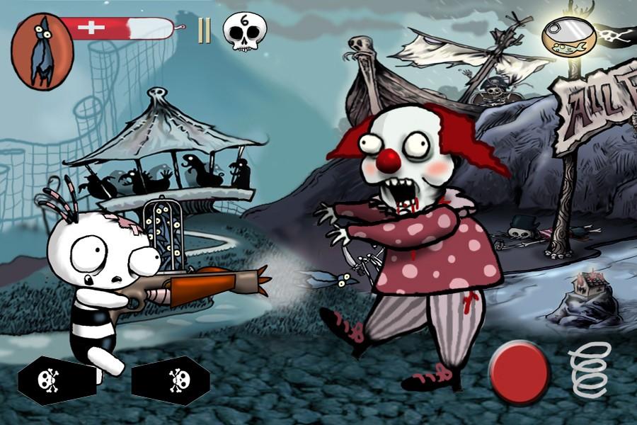 Vampire Puff Puff - Screenshot
