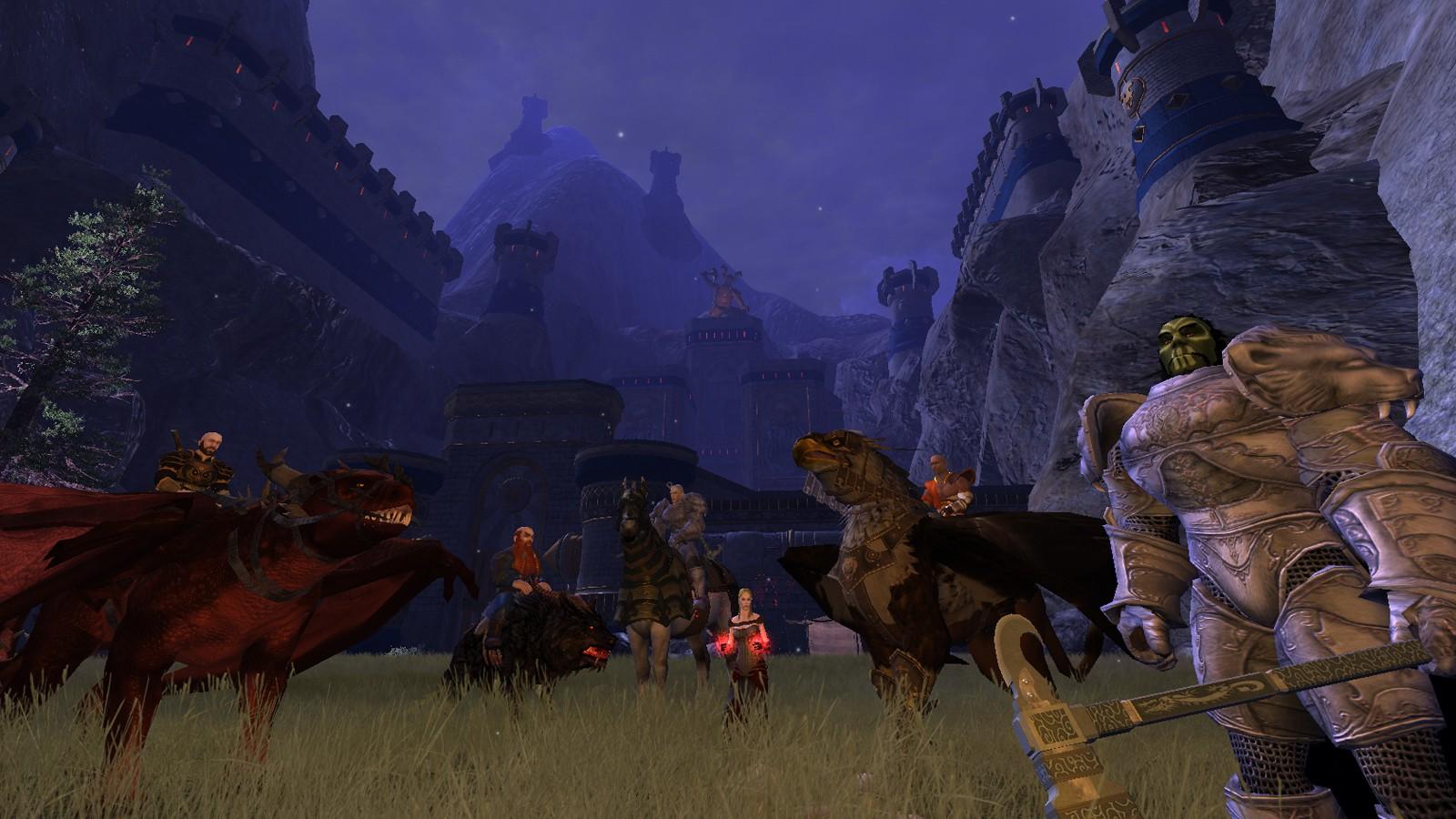 Vanguard: Saga of Heroes - Halls of the Pantheon Update