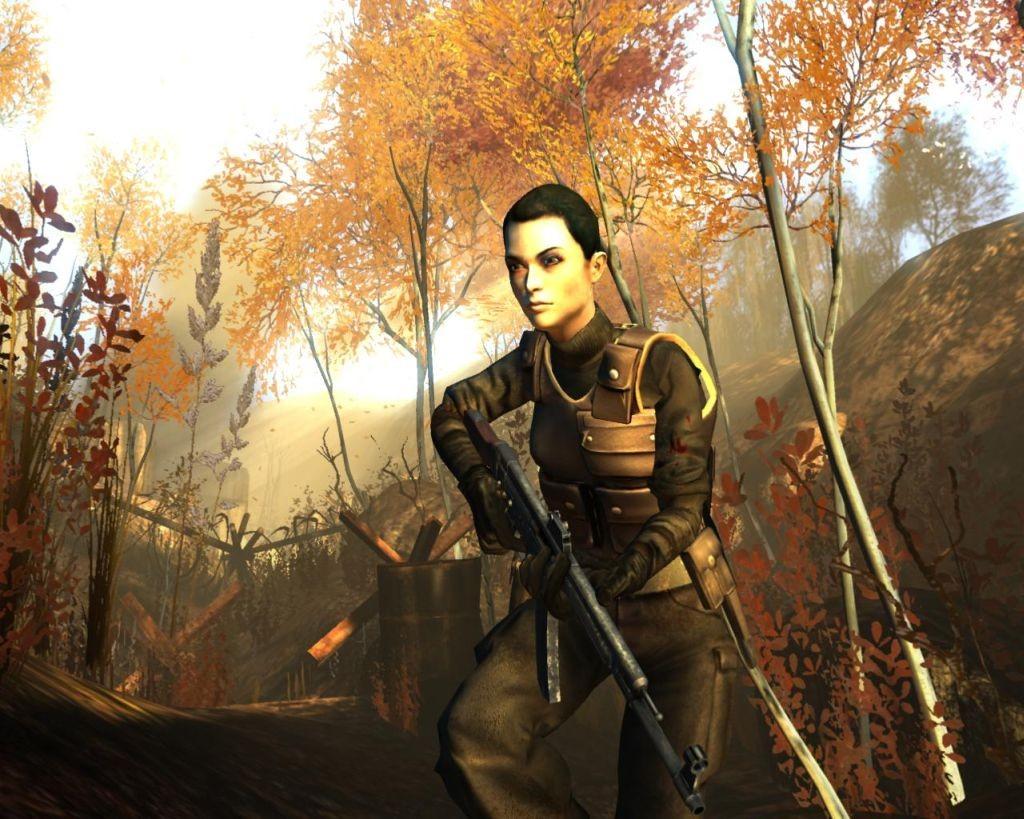 Velvet Assassin - Screenshot
