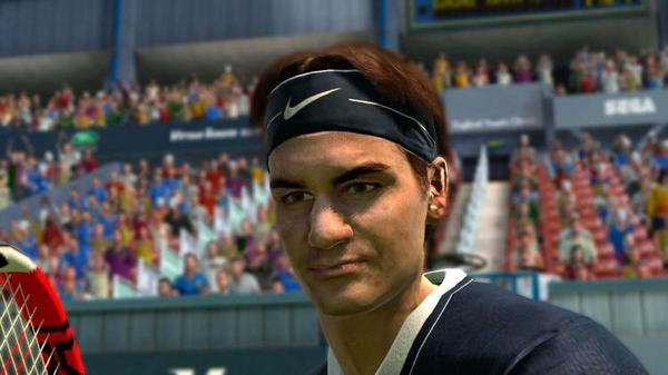 Virtua Tennis 2009 - Gameplay