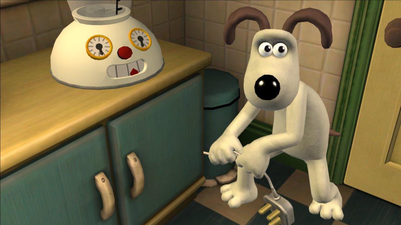 Wallace & Gromit Grand Adventures - Screenshot