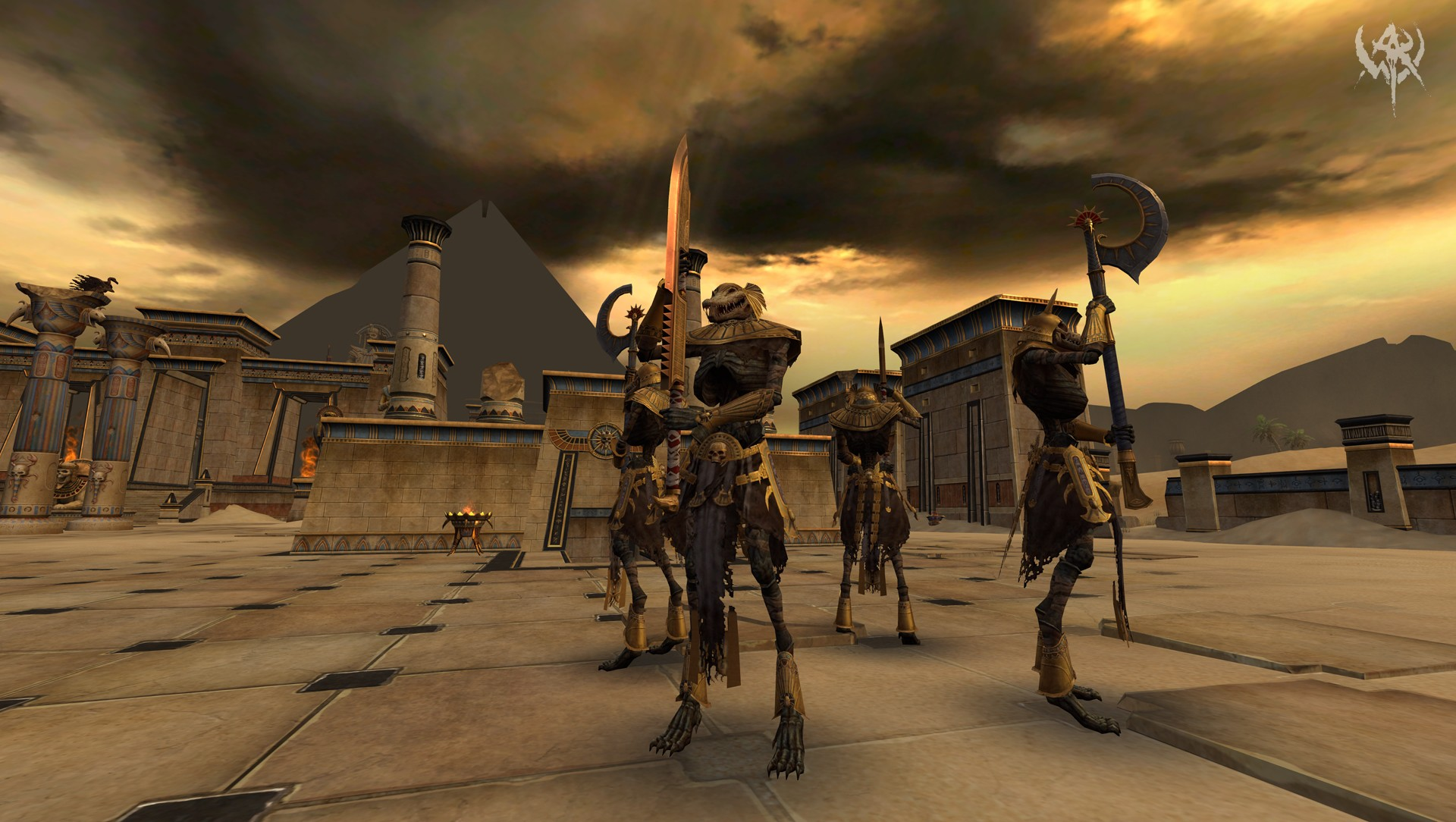 Warhammer Online: Age of Reckoning - La Terra dei Morti - Screenshot