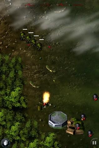 Warpack Grunts - Screenshot
