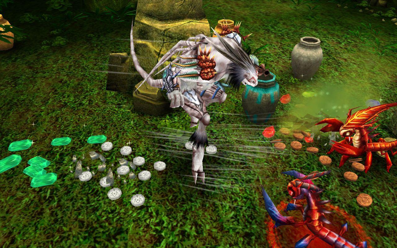 Warrior Epic - Gameplay