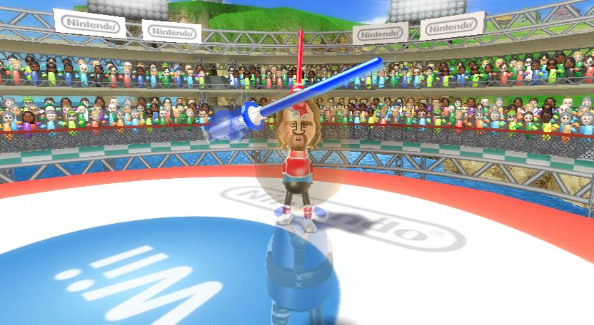 Wii Sports Resort - Gameplay