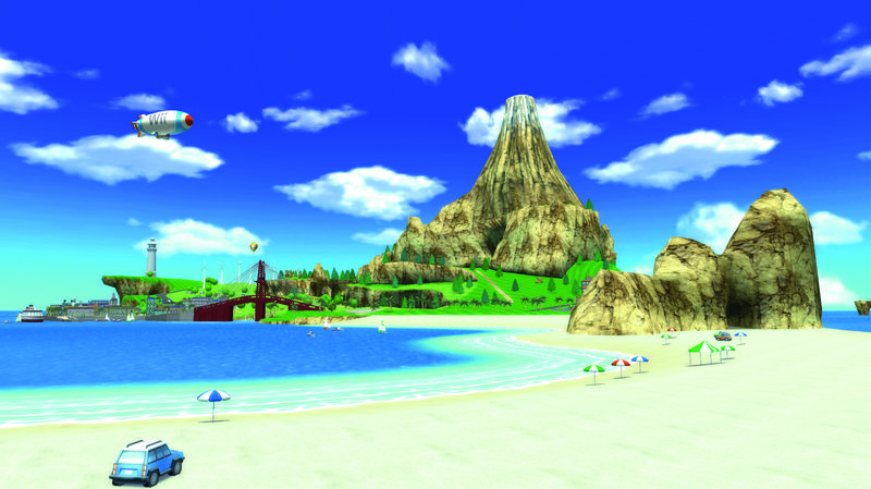 Wii Sports Resort - Screen E3 09