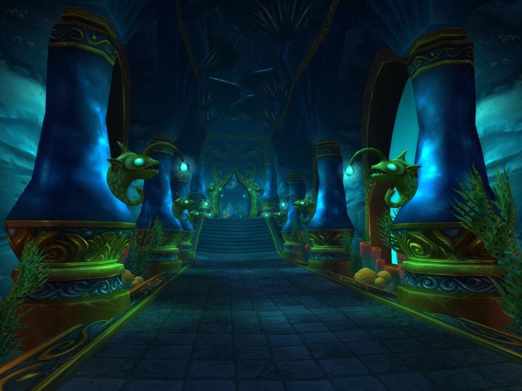 World of Warcraft: Cataclysm - Screenshot