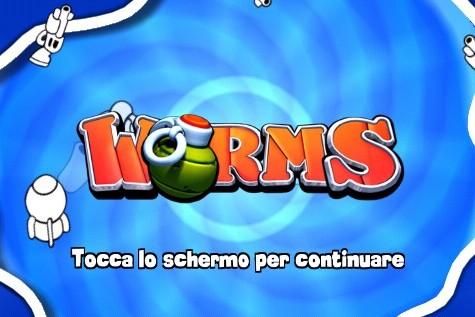 Worms - Screenshot