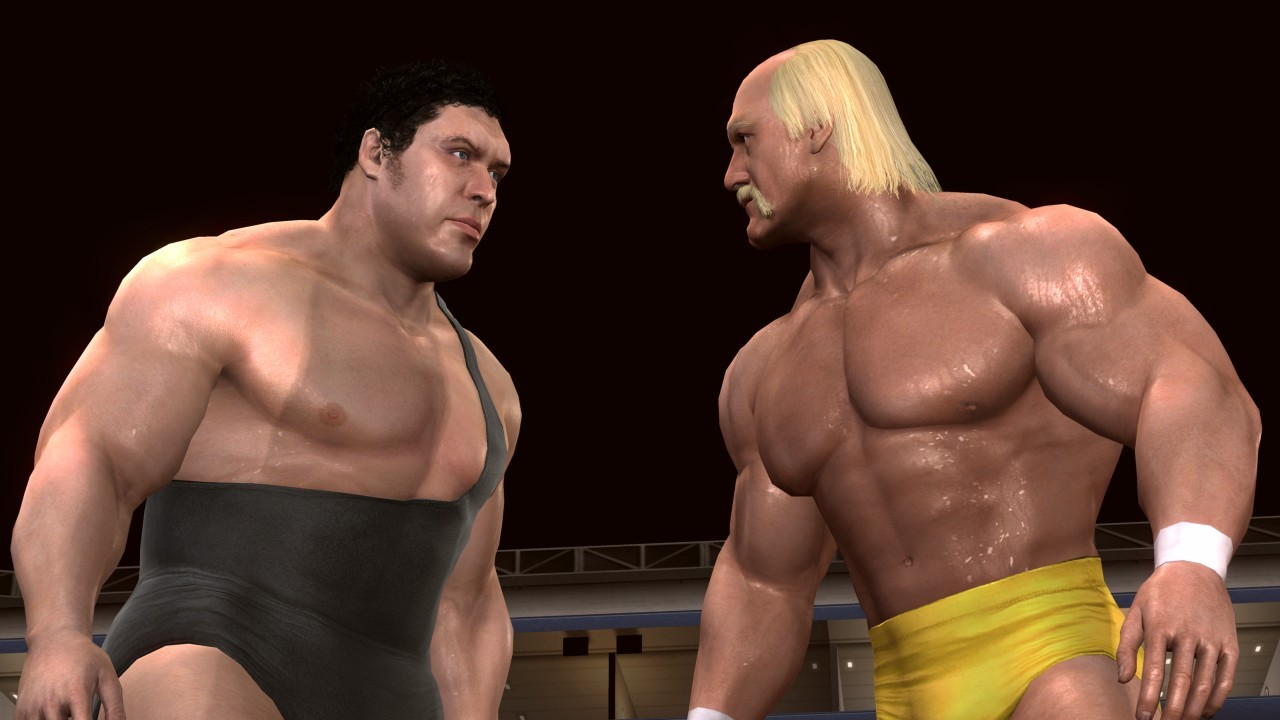 WWE Legends of WrestleMania - Gameplay