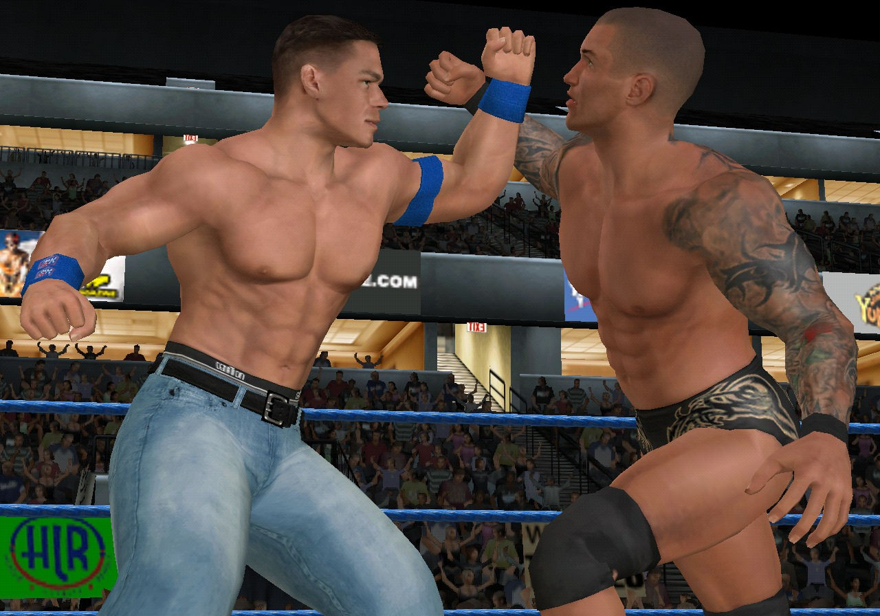 WWE SmackDown vs. Raw 2010 - Cena vs Orton su Wii e DS