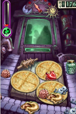 Zombie Pizza - Screenshot