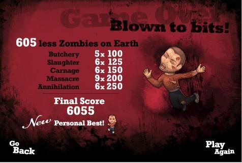 Zombies & Me - Screenshot