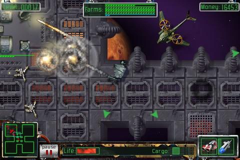 2360: Battle for Cydonia - Screenshots