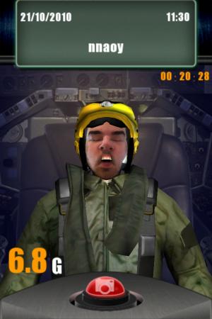 9G Effects: Centrifuge - Screenshots