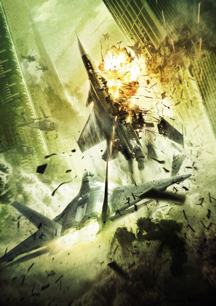 Ace Combat: Assault Horizon - Aerei in manovra
