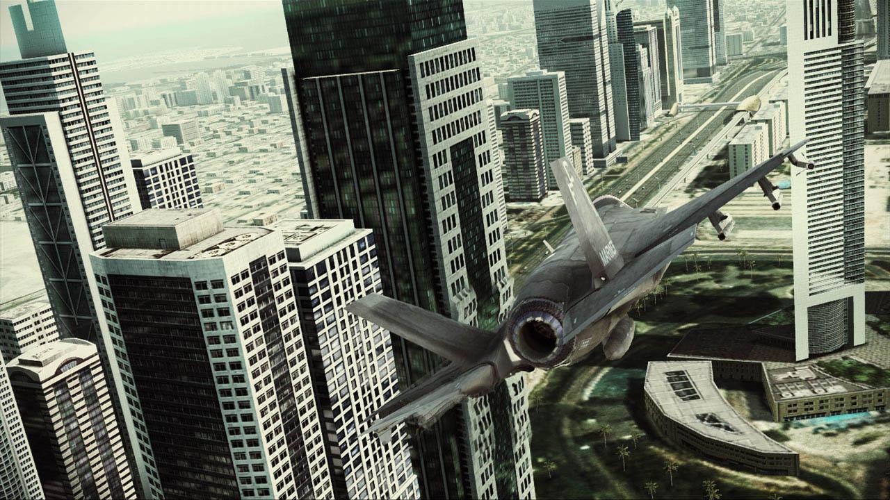 Ace Combat: Assault Horizon - Screenshots
