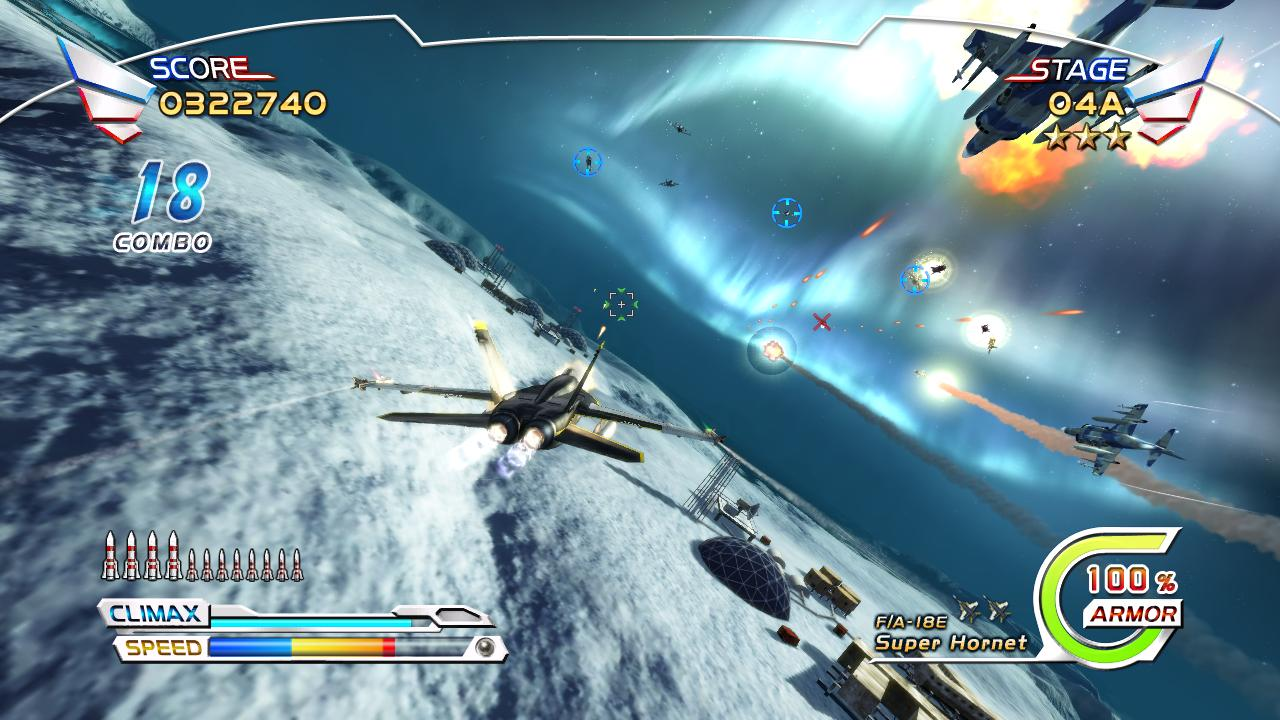 After Burner Climax - In volo!