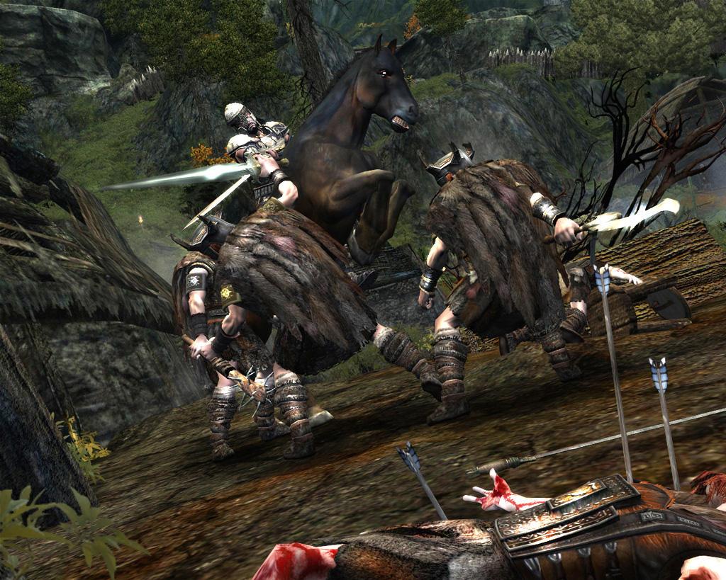 Age of Conan Hyborian Adventures - Screenshots