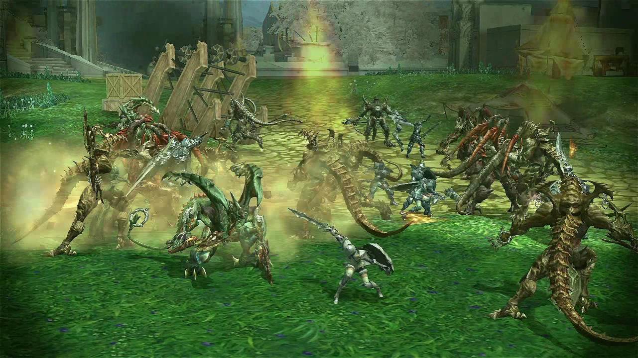 Aion: Tower of Eternity - Assault on Balaurea