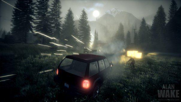 Alan Wake - Luci nella notte