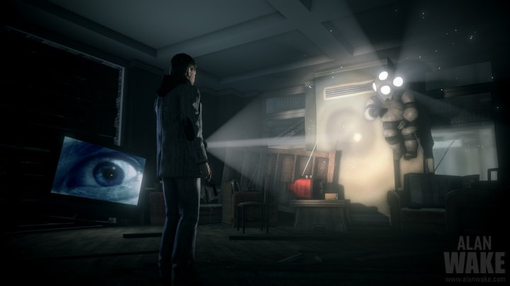 Alan Wake - The Signal DLC Screenshots