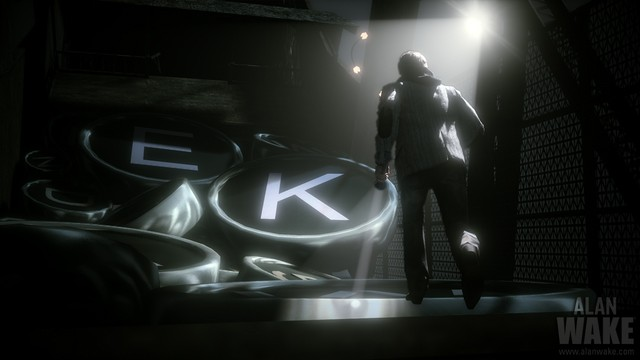 Alan Wake - The Writer DLC