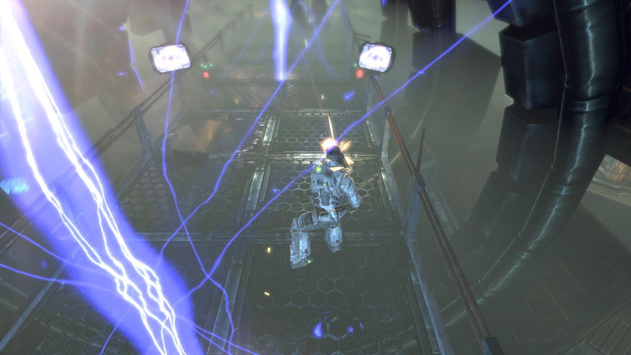 Alien Breed 2: Assault - Le prime immagini