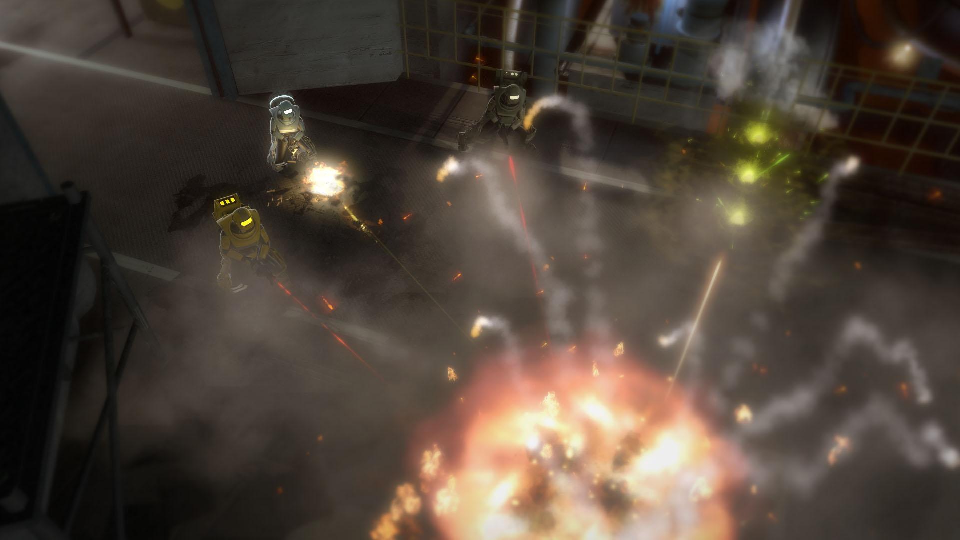 Alien Swarm - In game