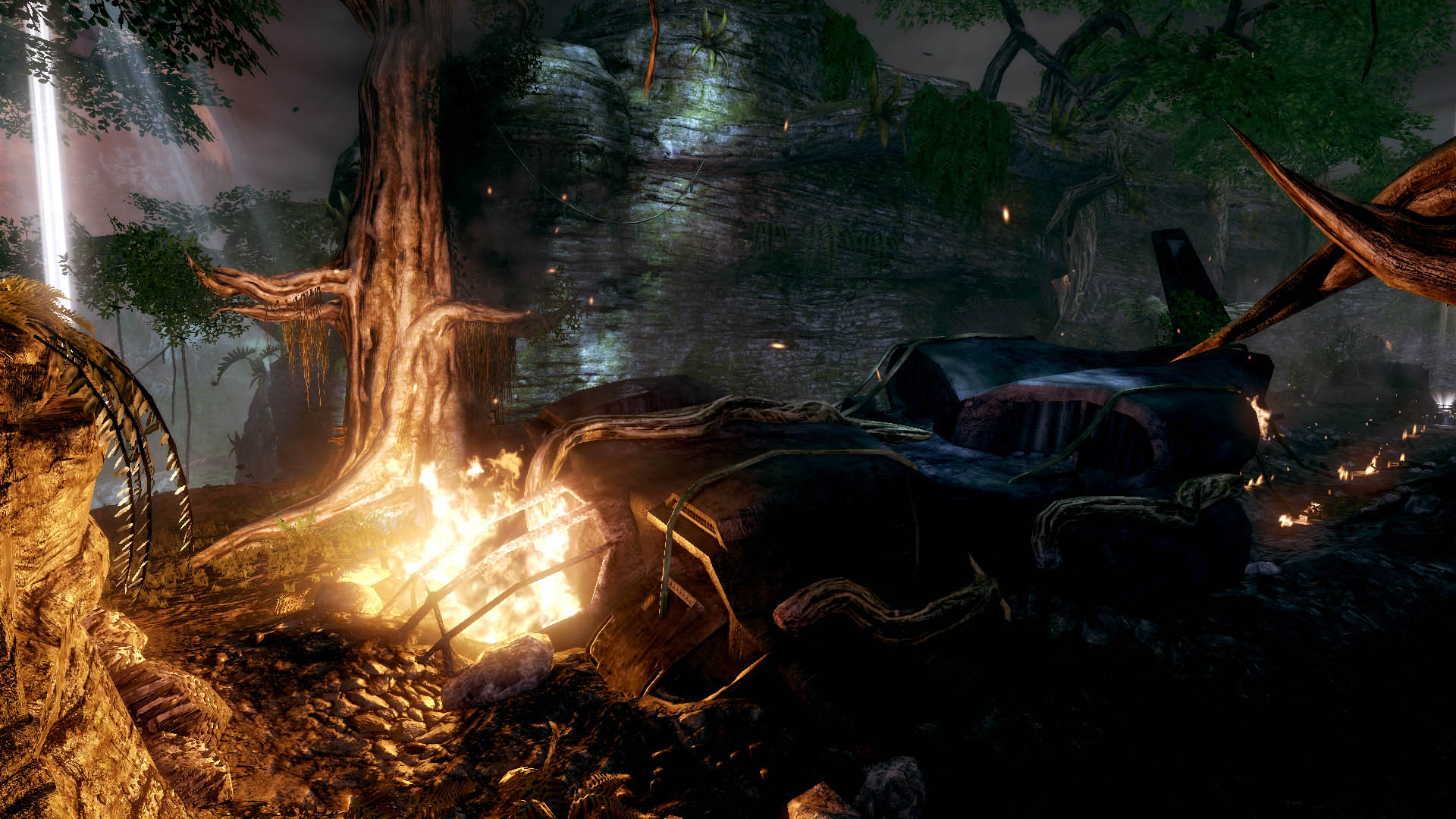 Aliens vs. Predator - Bughunt DLC Screenshots