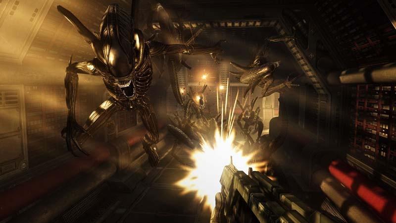 Aliens vs. Predator - Immagini ingame