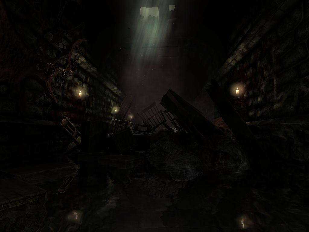 Amnesia: The Dark Descent - Dark Screenshots